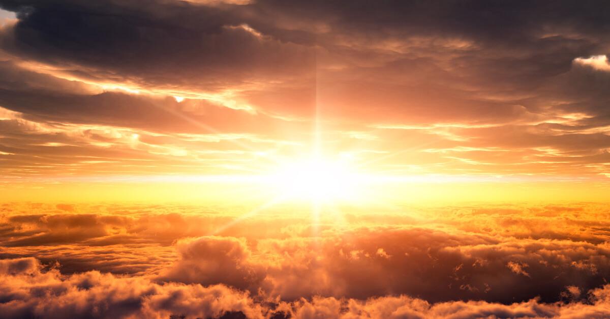 Il sole sorge dopo la crisi